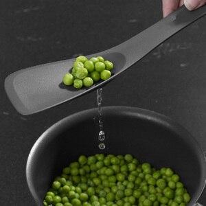 Инструменты для приготовления пищи, шпатель с зубчатым разделителем, шлицевая ложка, совок, крем для торта, сливочный шпатель, скребок для С...