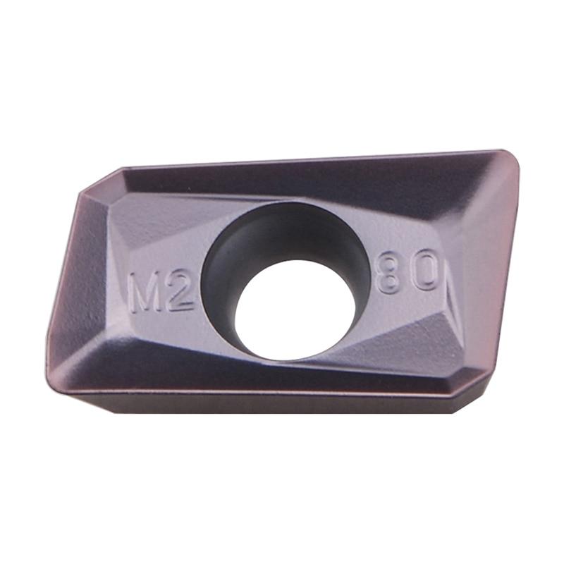10PCS APMT1135PDER-M2 VP15TF Carbide Inserts Lathe Milling Mill Cnc Tools Cutter