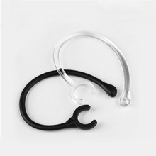 Hot!!! 6pc Ear Hook Loop Clip Replacement Bluetooth Repair Parts One size fits most 6mm Wholesale Price Jan13#
