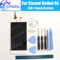 For Xiaomi Redmi 4A LCD Display Touch Screen 100 Original LCD Digitizer Glass Panel Replacement For