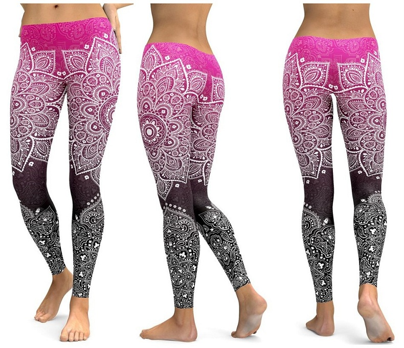 Yoga pants Women's leggings(13)