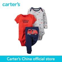 Картера 3 шт. детские дети дети Маленький Набор Символов 126G347, продавец картера Китай официальный магазин