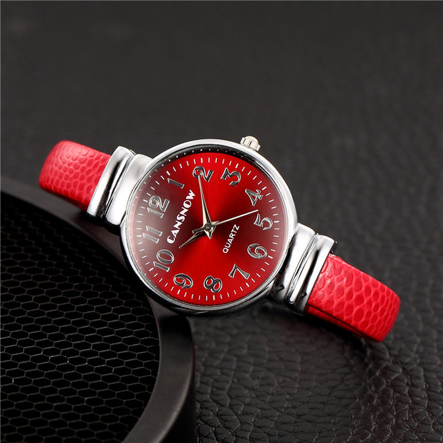 2018 New Brand Women Dress Watch Luxury New Design Casual Bracelet Watch Lady An