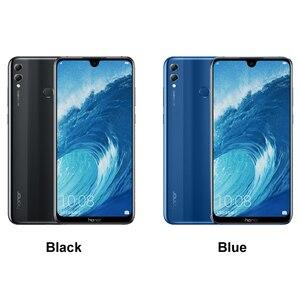 Image 2 - 名誉 8X最大 7.12 インチの携帯電話アンドロイド 8.1 16MPオクタコア画面指紋id 4900 2000mahのバッテリースマートフォン