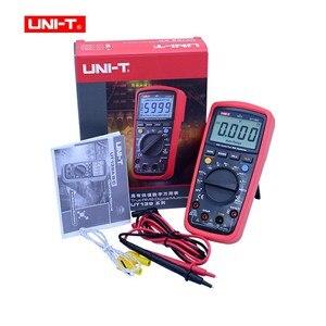 Image 5 - True RMS цифровой мультиметр AC DC Напряжение измеритель тока Ом Емкость тестер UNI T UT139A UT139B UT139C Авто/ручной диапазон NCV