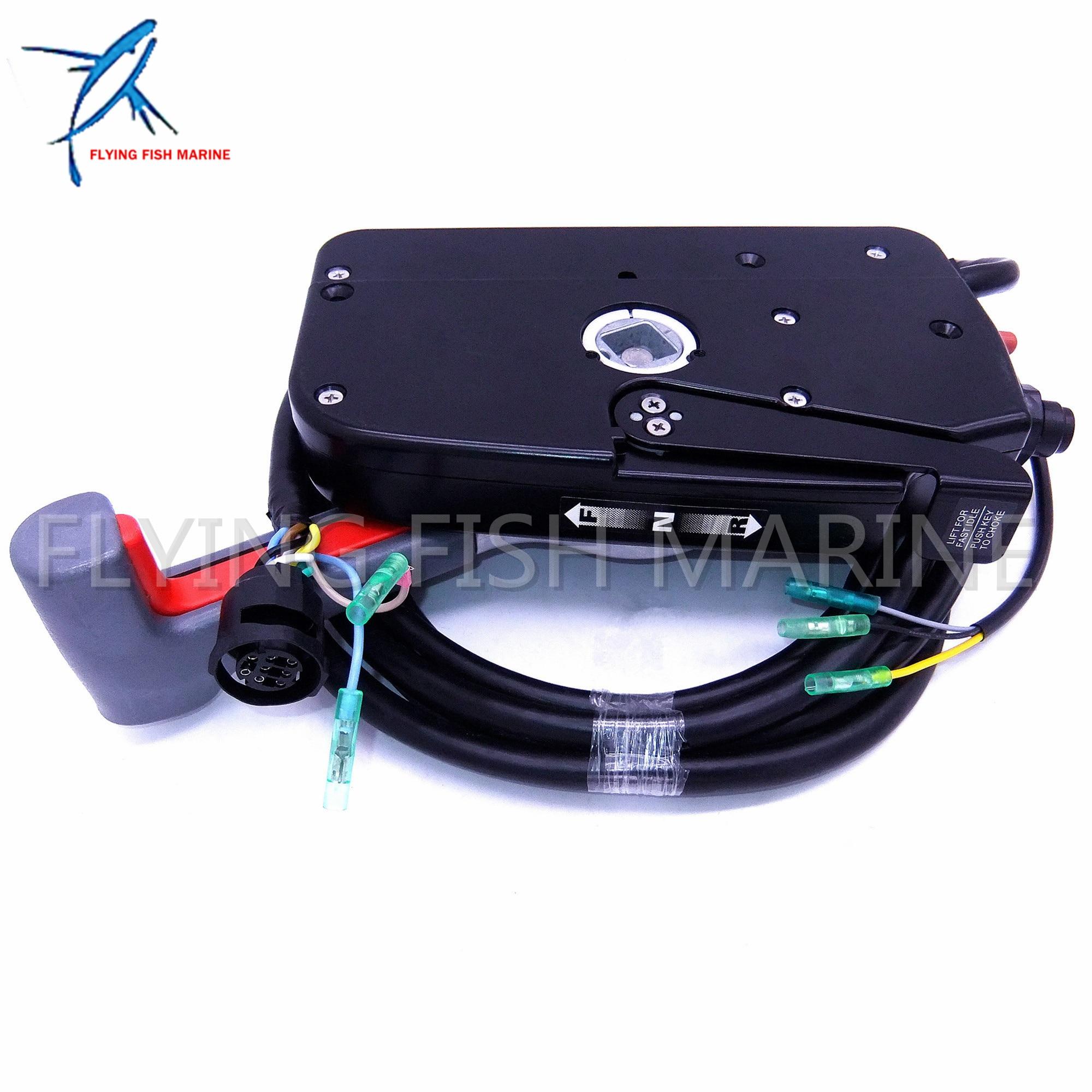 67200 99E56 Side Remote Control Box for Suzuki Outboard Motors with PT Push 67000 99E56 67200
