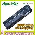 Apexway 8800 мАч аккумулятор для Ноутбука HP Pavilion DV2000 DV2100 DV2200 DV2300 DV2400 DV2500 DV2600 DV2700 DV2800 dv6000 Серии