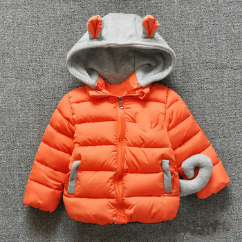 Baby Boy Clothes Christmas  Jackets Kid Girls Winter Coat Cotton Baby Boy Down Jacket for Boys Boby Girl Clothes