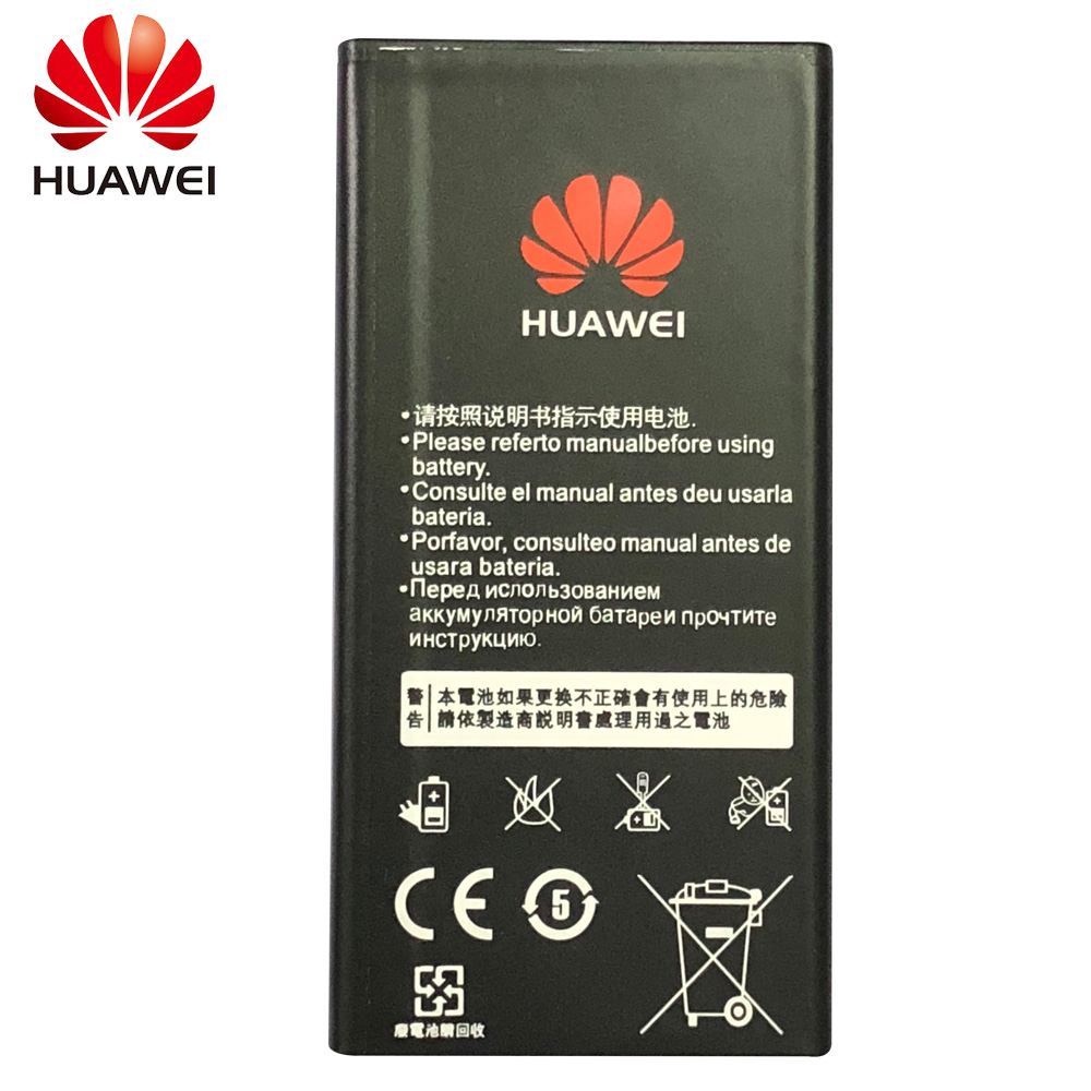 Hua Wei Replacement Phone Battery HB474284RBC For Huawei Honor 3C Lite C8816 C8816D G521 G615 G601 G620 Y635 Y523 Y625 2000mAh in Mobile Phone Batteries from Cellphones Telecommunications
