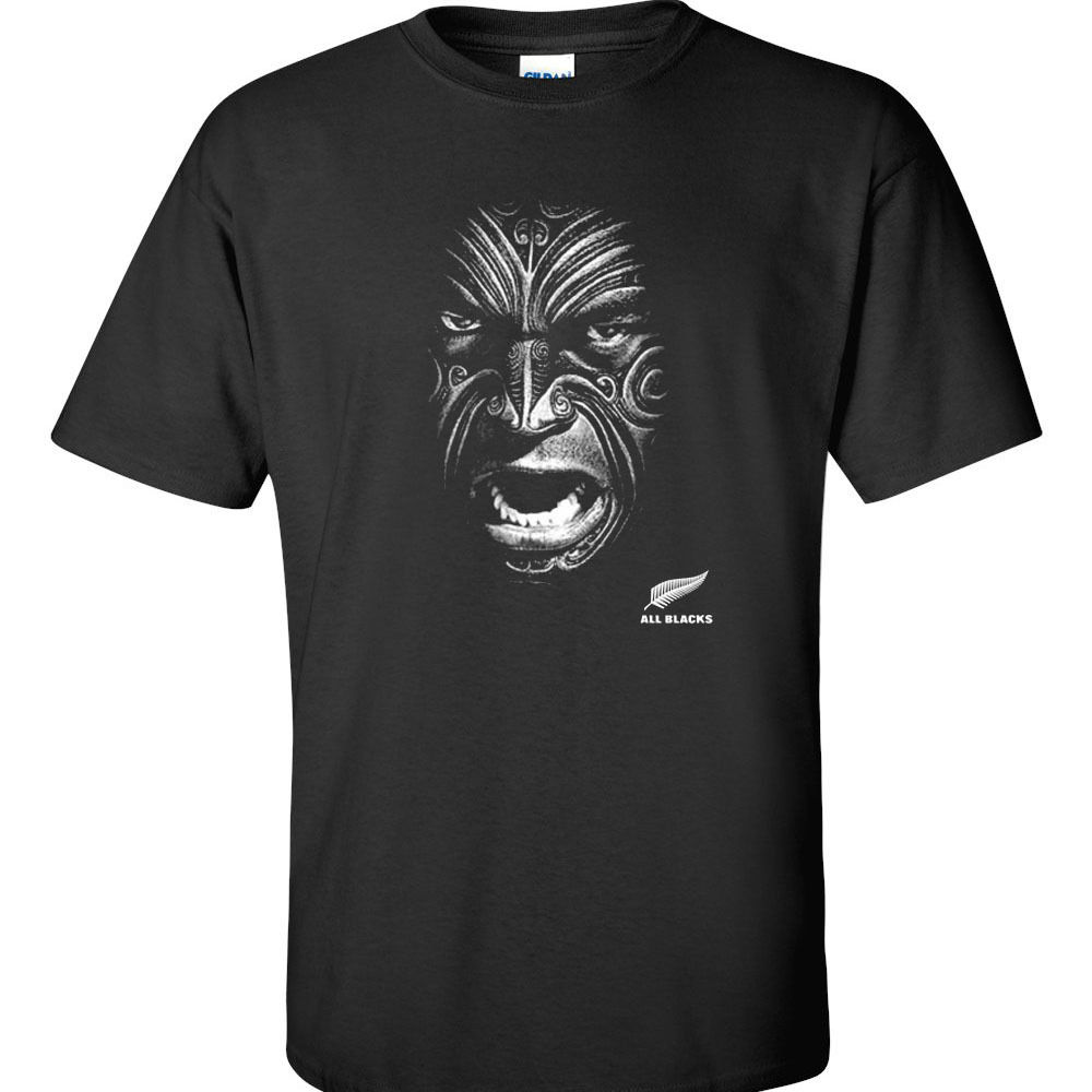 Design t shirt new zealand - Mens Tops Cool O Neck T Shirt Design Casual Cool New Zealand All Blacks Shirt New Zealand All Blacks T Shirt