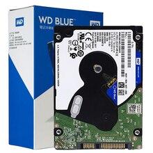Мобильный жесткий диск Western Digital WD Blue, 4 ТБ, 2,5 дюйма, 15 мм, 5400 об/мин, SATA 6, ГБ/сек. 8 Мб кэш памяти, 2,5 дюйма, для ПК WD40NPZZ