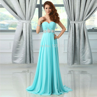 Erose Sweetheart Sleeveless 2 In 1 Party Gown Homecoming Prom Ball Formal Evening Dress 2014
