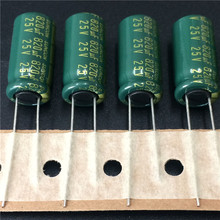 10 шт. 820 мкФ 25 В suncon (sanyo) WX серии 10×20 мм низкий импеданс 25V820UF Алюминий электролитический конденсатор