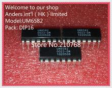 10 pçs/lote UM6582 DIP16
