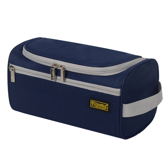 56f062694cfe Men Wash Shaving Bag Travel Cosmetic Bag Waterproof Women toiletry Storage  Large Capacity Vanity organizer toilet bag makeup kit