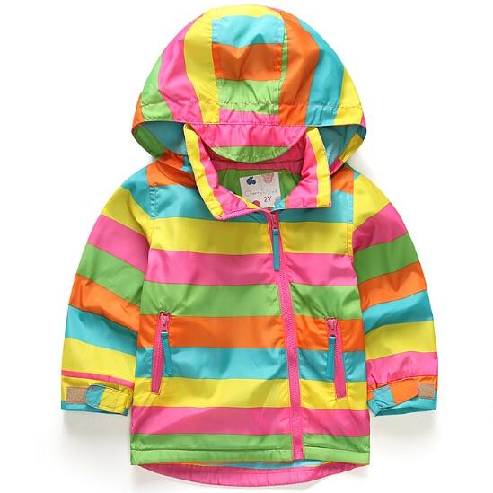 Балалар сырт киім жылы киім Спорттық киім Балалар киімі Екі қабатты су өткізбейтін жіксіз балаларға арналған 2-10T қыздарға арналған курткалар