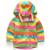 Crianças Outerwear Casaco Desportivo Crianças Roupas Double-deck À Prova D' Água À Prova de Vento Quente Do Bebê Das Meninas Dos Meninos Casacos Para 2-10 T