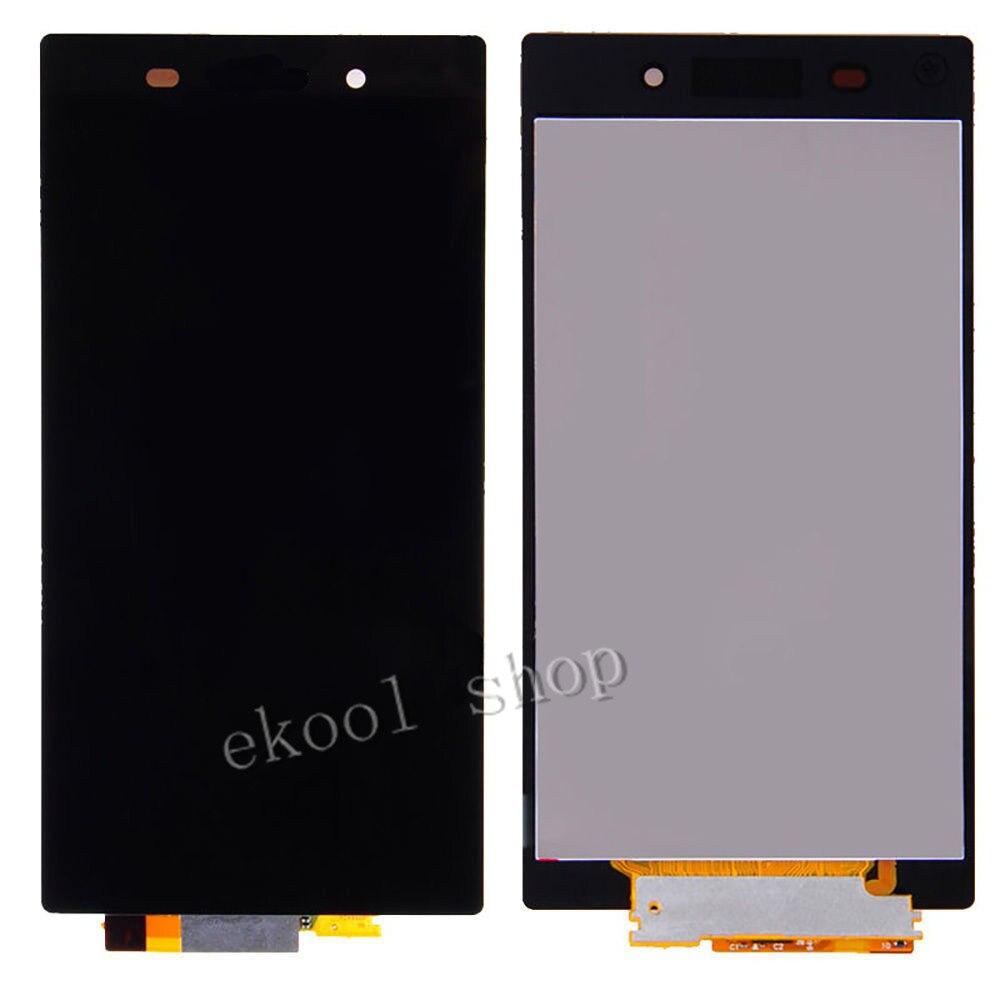 Écran d'affichage LCD noir/blanc LRuiize 100% Test pour Sony Xperia Z3 D6603 D6643 D6653 D6633 + ensemble numériseur tactile + outils