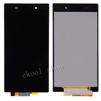 100 Test Black White LCD Display Screen For Sony Xperia Z3 D6603 D6643 D6653 D6633 Touch