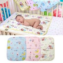Детские пеленки для младенцев, коврик для мочи, детское водонепроницаемое постельное белье, пеленка для пеленок