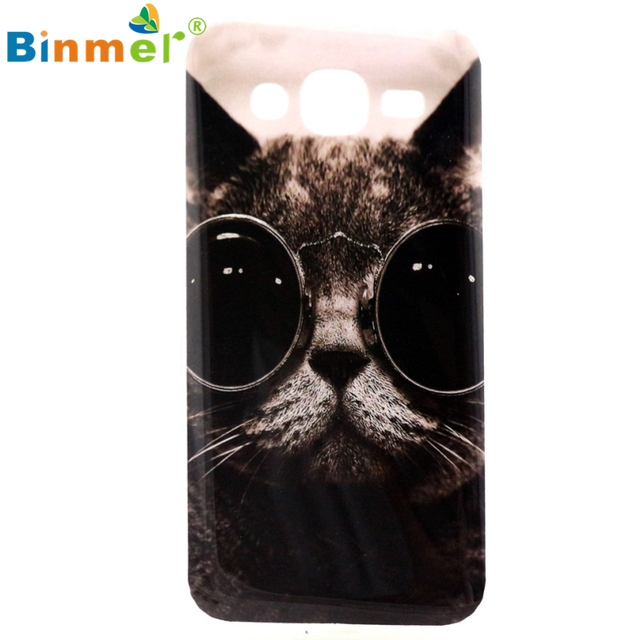 Top Quality Binmer 18 Colors Design For Samsung Galaxy J5 J500 Soft Rubber TPU Case Cover Skin Protective Shell JAN4