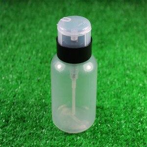 Image 2 - Pompe à alcool anti fuite de 200ML, 10 pièces, outils de construction, bouteilles dalcool, réservoir, FTTH clean