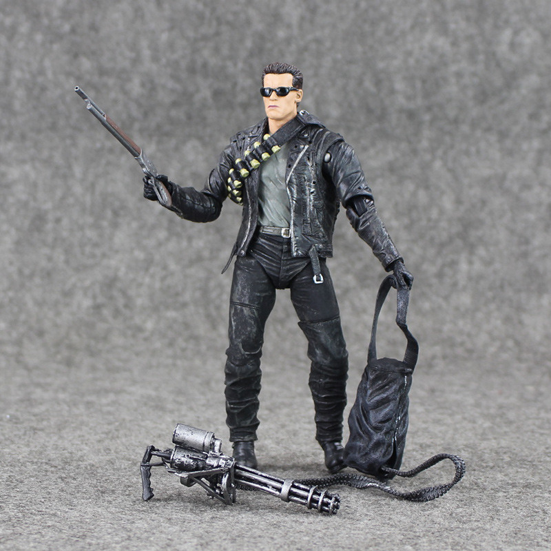 T-800 FIGURE 18cm JUDGMENT DAY FIGURA T-800 TERMINATOR 2 JUDGMENT DAY