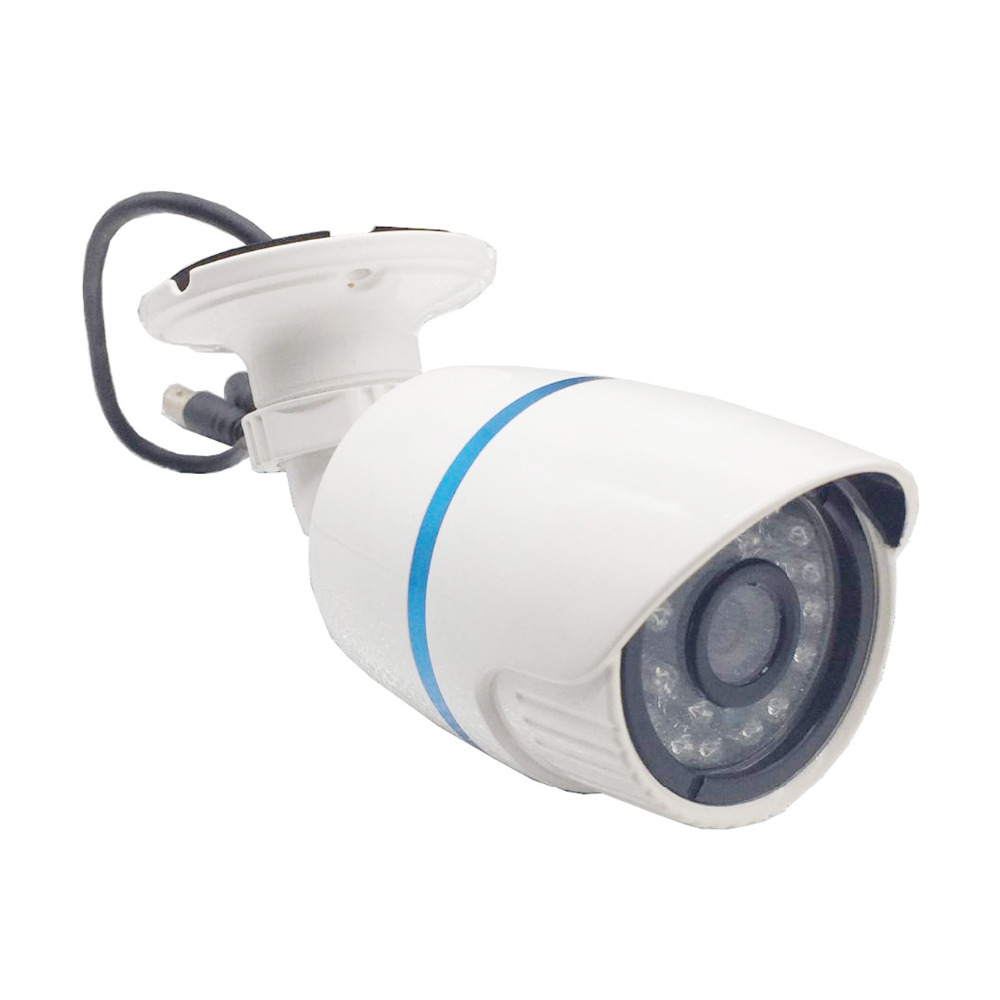 Analog Bullet Camera HD Security Surveillance WaterProof Outdoor CMOS 800TVL 6MM IR CCTV Normal Indoor NTSC PAL H.264 Cameras jooan waterproof 1 4 cmos hd bullet security cctv camera w 36 ir led silvery white pal secam