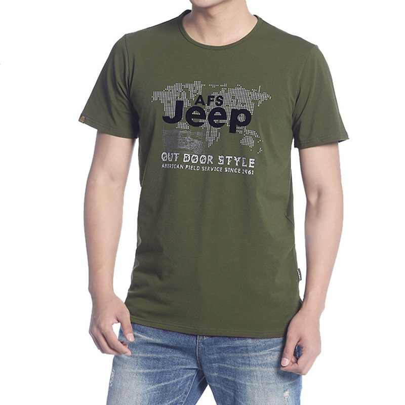 Brand Men's T Shirt Military Shirt Men Summer t shirt man Short Sleeves Mens T-shirt Clearance Factory Price
