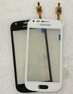 Touch Screen digitizer For Samsung Galaxy S Duos S7562 (White/ black)