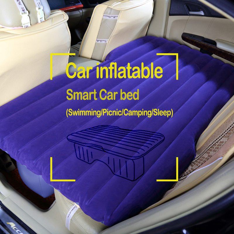 auto inflate air mattress Free Shipping!!! Car Back Seat Cover Car Air Mattress Travel Bed  auto inflate air mattress