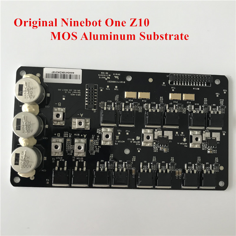 Original MOS Aluminum Substrate Parts For Ninebot One Z10 Self Balance Electric Scooter Unicycle Skate Hoverboard Accessories