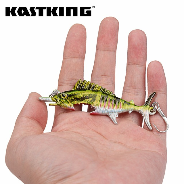 KastKing Spoon Spinner Baits 5pcs/lot