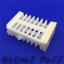 30Pcs New Beehive Queen cage Beehive plastic box Beekeeping Tools Outdoor beekeeping equipment White Wholesale(China)