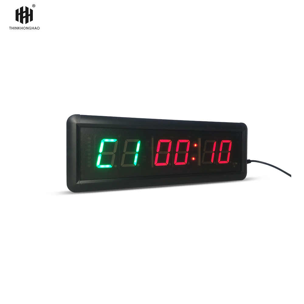 Detail feedback questions about 1.5inch 6 digit led timer boxing gym