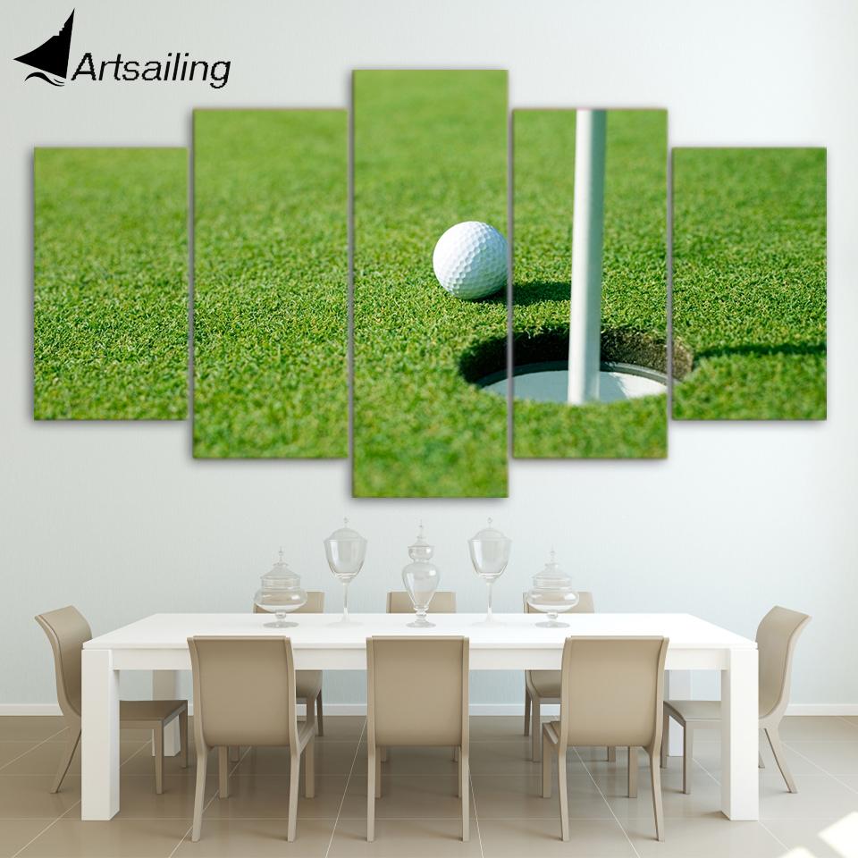 Online Get Cheap Golf Wand Bilder -aliexpress.com   Alibaba Group Wandbilder Wohnzimmer Grun