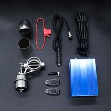 Cutout-Pump Valve Exhaust Remote-Control Sounds 63mm 51mm Normal Pneumatic