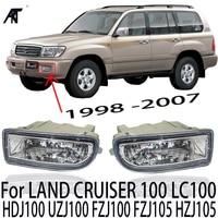 Fog Lamp Fog Light For Toyota LAND CRUISER 100 LC100 1999 2006 OEM:81221 60031 81211 60112