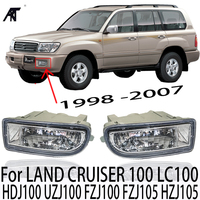 Fog Lamp Fog Light For Toyota LAND CRUISER 100 LC100 1999 2006 OEM:81221 60031 81211 60112