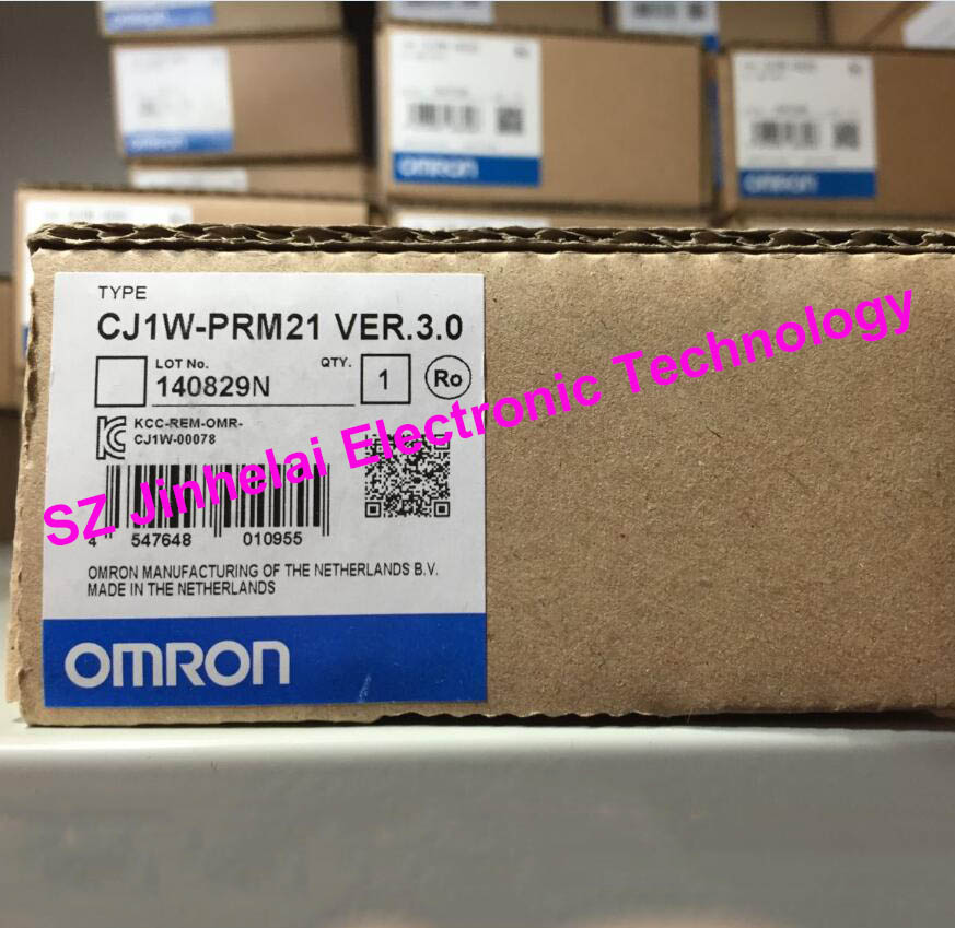 цена на Authentic original OMRON PLC CONTROLLER CJ1W-PRM21