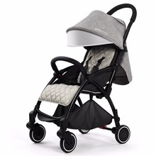 babysing Umbrella Stroller Lightweight Portable Baby Pram Easy Fold Baby Carriage