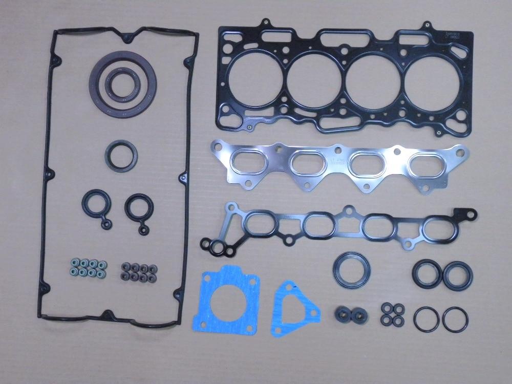 4G15M 4G15T двигатель полный комплект прокладок комплект для Mitsubishi COLT 1.5L 1,5 т 1468cc 2012-2005 1000A272 S40317-00 S4031700