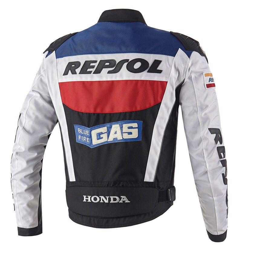 Envío gratis 1 unids Hombres Motocycle Riding Suit Oxford Protector - Accesorios y repuestos para motocicletas - foto 4