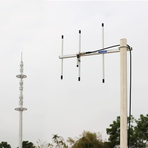 Image 4 - Retevis Ailunce AY01 AY02 AY03 AY04 High Gain Yagi Antenna with UHF Female Connector Aluminum Alloy Walkie Talkie Antenna