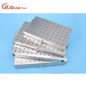 Image 5 - NEW Ophthalmic Microsurgical Instruments Surgical Autoclavable Surgery Silicone Disinfecting box L/M/S Size High Quality
