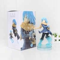 20cm Anime cette fois je me suis réincarné comme un Slime Rimuru Tempest EXQ Figure jouet poupée Brinquedos figure modèle cadeau
