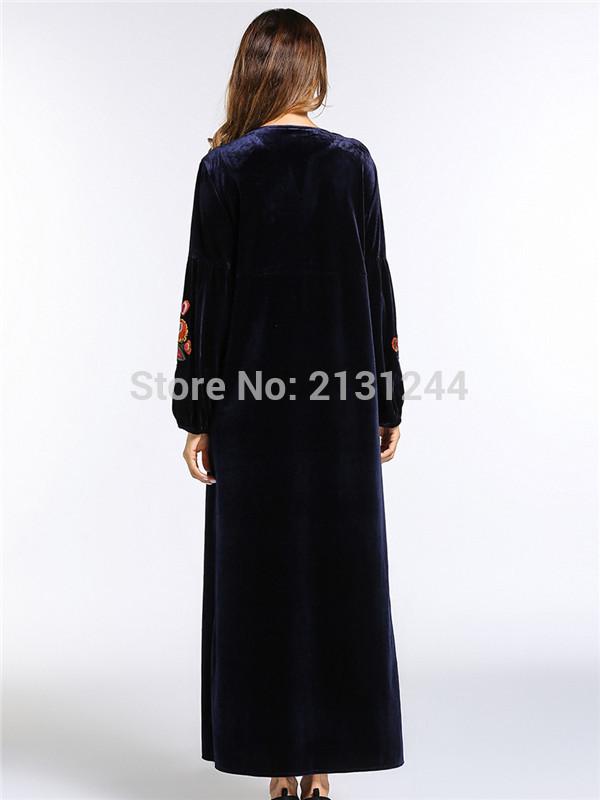 muslim black abaya601