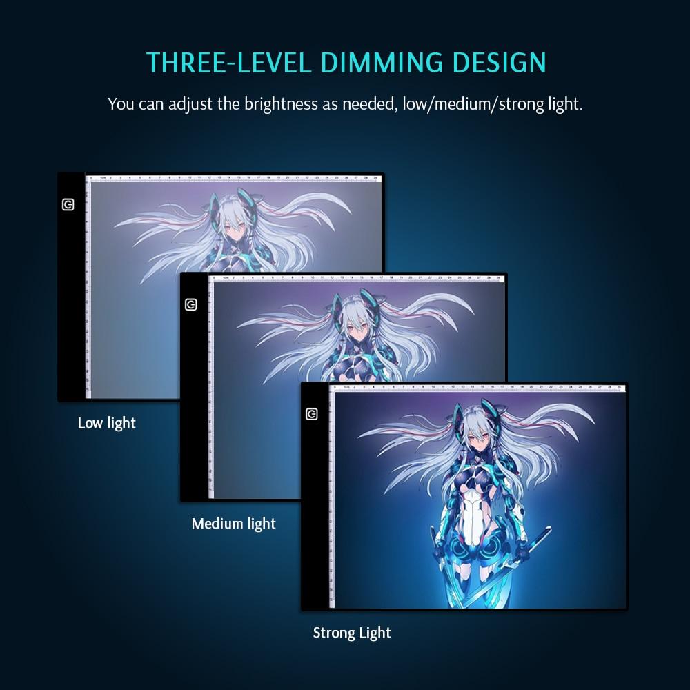 Three-level-Dimming-Design