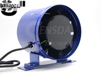 SXDOOL 6 Inline EC Duct Fan w/ Speed Controller Exhaust Blower Six Inch powerful 300CFM