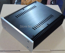 Aluminum Cooling Cabinet For Power Amplifier And Amplifier Chassis 1Piece